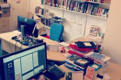 Floris Design & Production team workspace