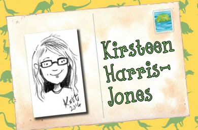 Illustrator interview with Kirsteen Harris-Jones