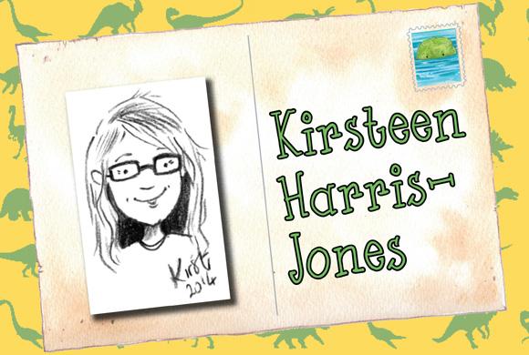 #FlorisDesign Illustrator Interview: Kirsteen Harris-Jones