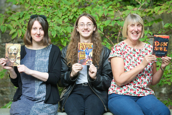 Meet the new Scottish Children's Book Award shortlist!