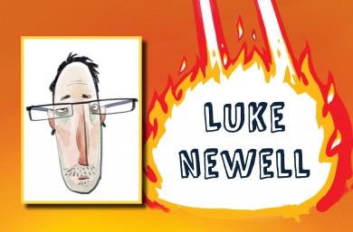 #FlorisDesign Illustrator Questionnaire: Luke Newell