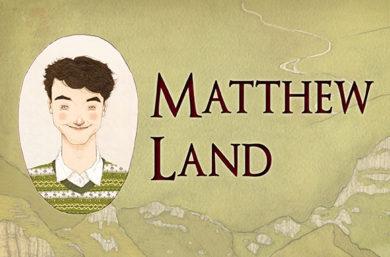 #FlorisDesign Illustrator Interview: Matthew Land