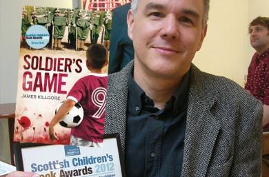 The 2012 Scottish Children's Book Awards Ceremony