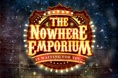 The Nowhere Emporium shortlisted for the Blue Peter Book Awards 2016!