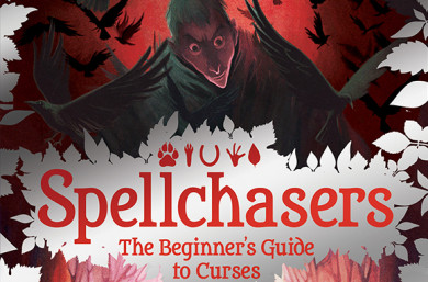 Spellchasers: The Magical New Trilogy by Lari Don