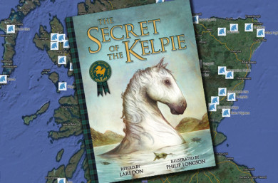 The Secret of the Kelpie in Scotland