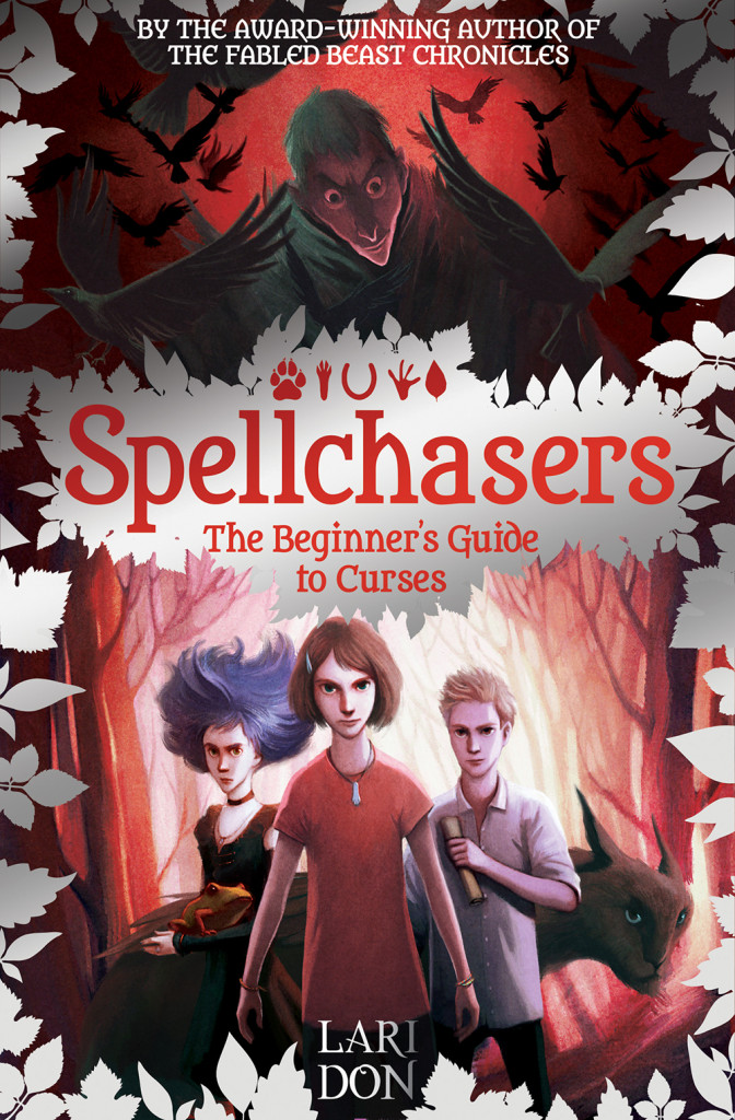Spellchasers Book 1: The Beginner's Guide to Curses