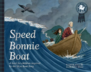 Speed Bonnie Boat Illustrated by Alfredo Belli