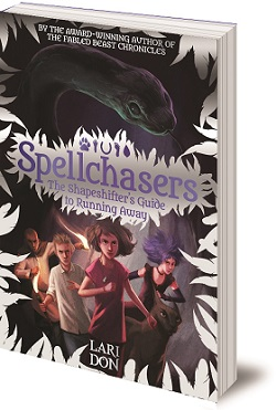 Spellchasers trilogy book two