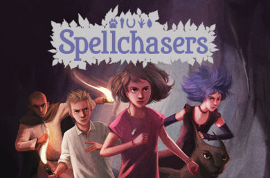 Meet the Spellchasers team!