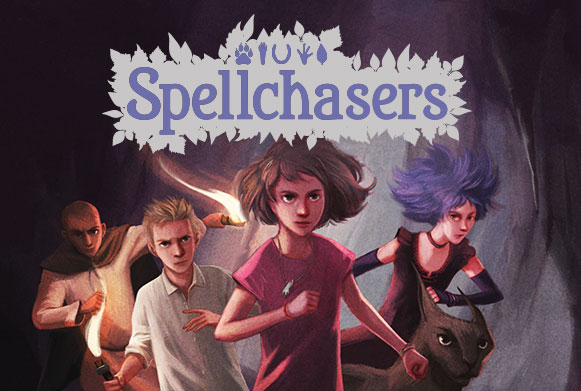 Spellchasers characters