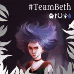 Spellchasers team Beth