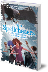 Spellchasers quiz - The Witch's Guide to Magical Combat cover