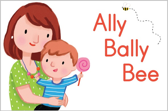 Ally Bally Bee #FlorisDesign Kathryn Selbert