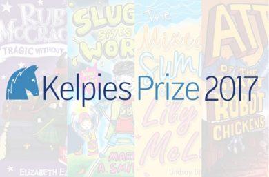 Kelpies Prize 2017 – Shortlist announced