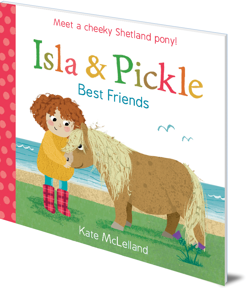 Kate McLelland Isla and Pickle