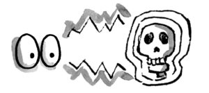 X-Ray Eyes Robot