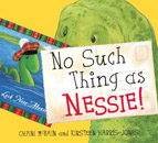 No Such Thing As Nessie! jacket cover