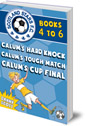 Scotland Stars F.C. series Books 4 to 6
