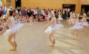 The Dance of the Cygnets from Swan Lake