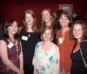 Floris Team at the Kelpies Prize
