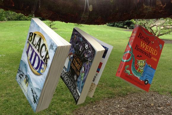 Scottish Children's Book Awards shortlist 2014