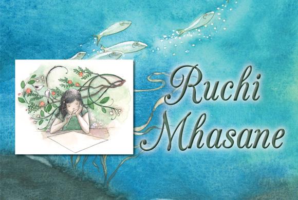Illustrator interview with Ruchi Mhasane