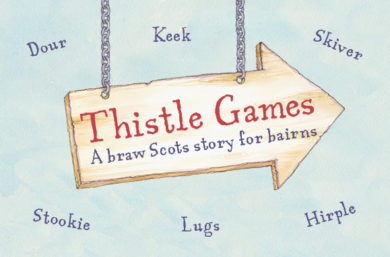 Guest Post: Learning Scots with Mike Nicholson