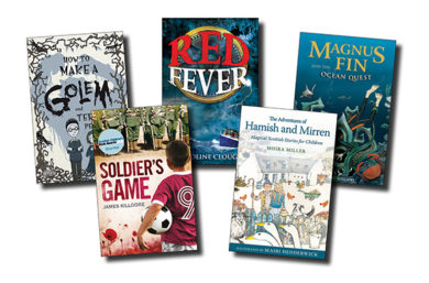 Kelpies book reviews in Gaelic