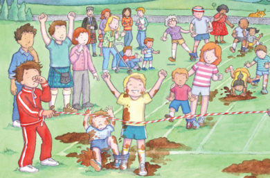 Features for Teachers: Highland Games