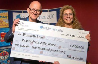 Kelpies Prize 2016 - Winner Announced!