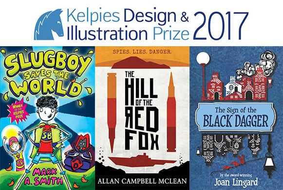 Kelpies Design & Illustration Prize 2017