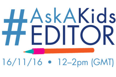 #AskAKidsEditor