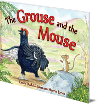 Grouse and the Mouse jacket cover
