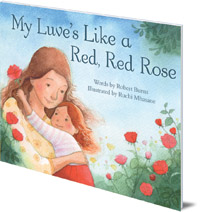 My Luve's Like a Red, Red Rose jacket cover