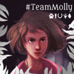 Spellchasers team Molly