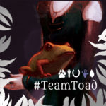 Spellchasers team toad