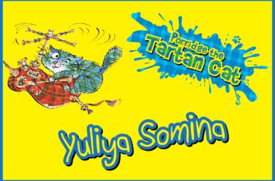#FlorisDesign Illustrator Interview: Yuliya Somina