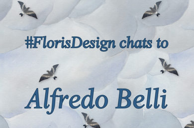 #FlorisDesign Illustrator Interview - Alfredo Belli