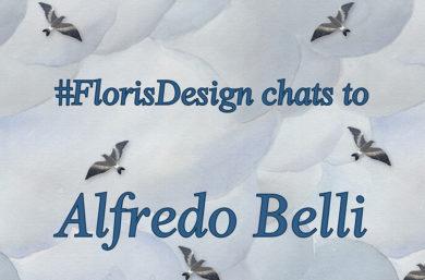 #FlorisDesign Illustrator Interview - Alfredo Belli