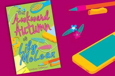 A sneak peek into Lily McLean's diary
