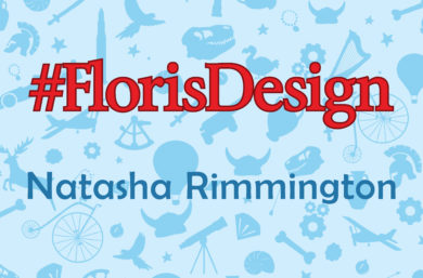 #FlorisDesign meets Nastasha Rimmington
