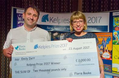 Kelpies Prize 2017 – Winner Announced!