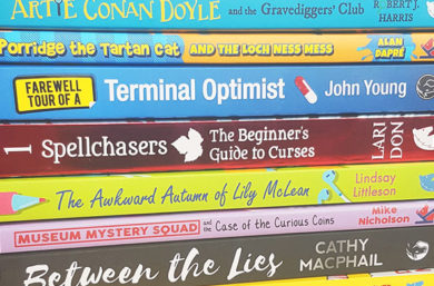 Features for Teachers: Organising a book sale for your author visit