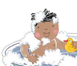 This Bonny Baby illustrated by Kasia Matyjaszek