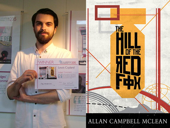 Kelpies Design & Illustration Prize - The Hill of the Red Fox