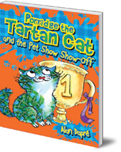 Name A Character Competition - Porridge the Tartan Cat and the Pet Show Show-Off cover