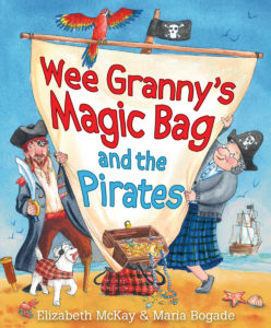 New Kelpies - Wee Granny's Magic Bag and the Pirates