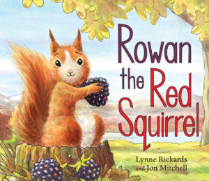 New Kelpies - Rowan the Red Squirrel