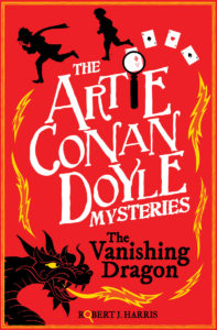 New Kelpies - Artie Conan Doyle and the Vanishing Dragon